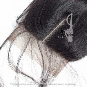 Indian Human Hair Weave Closure